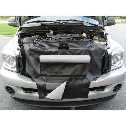 Covercraft Cold Weather Front Cover 03-09 Dodge Ram 2500-3500