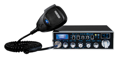 Cobra CB Radio With Bluetooth and NOAA Weather Alert Nightwatch