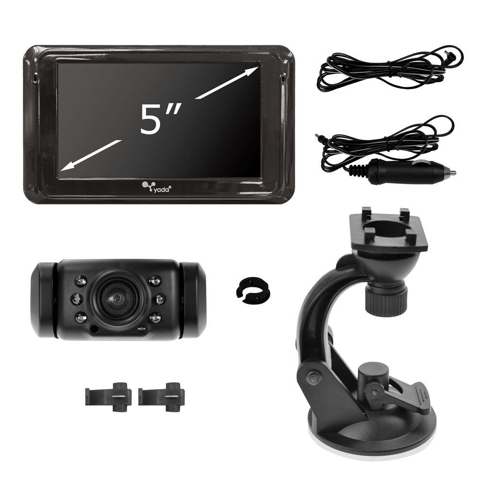 Wireless Backup Camera Kit with 5in. Monitor