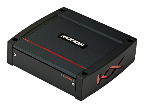 Kicker Audio KXA400.1 D-Class Mono Amplifier