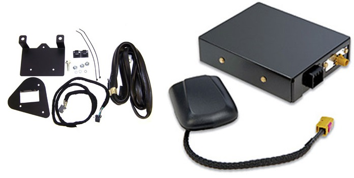 Mopar OEM Sirius Satellite Radio Kit