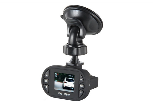 Pilot Dash Cam 1920x1080p or 1440x1080p Video Resolution