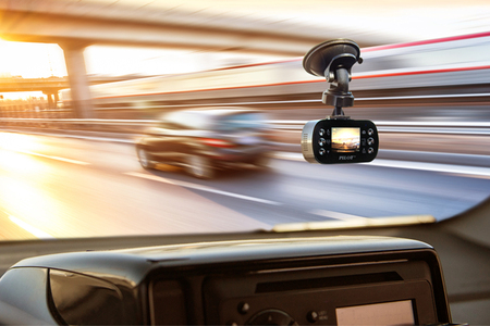 Pilot Dash Cam DualCam With Wi-Fi Connectivity