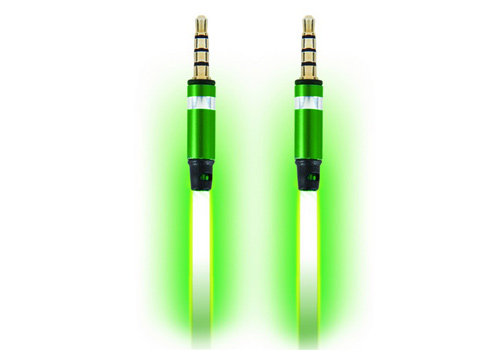 Pilot Automotive Electroluminescent Auxiliary Cable