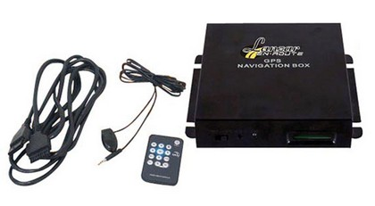 Lanzar Universal GPS Navigation System & Touch Screen Compatible