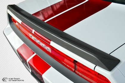 Carbon Fiber SRT Rear Spoiler 08-up Dodge Challenger