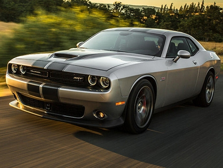 Mopar SRT OEM Hood 08-up Dodge Challenger