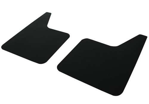 "Highland 2-Pc Universal Large Mud Flap Set 17-3/4"" x 12"""