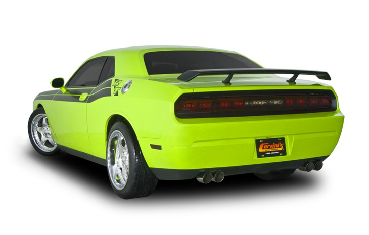 Cervinis Pedestal Style Rear Wing 08-up Dodge Challenger