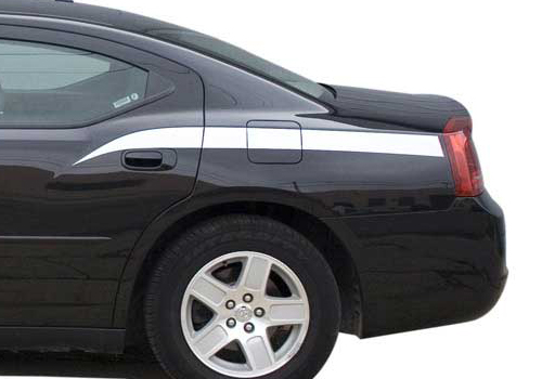 Quarter Panel Stripe Kit 06-10 Dodge Charger