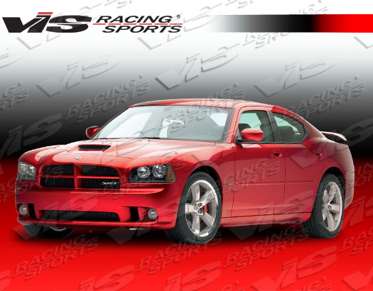 VIS Racing SRT Front Bumper Cover 06-10 Dodge Charger