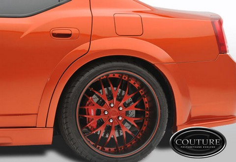 Couture Luxe Wide Body Rear Fender Flares 06-10 Dodge Charger