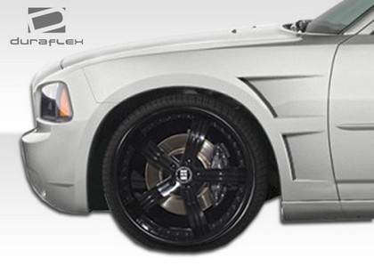 Duraflex Executive Front Fenders 06-10 Dodge Charger