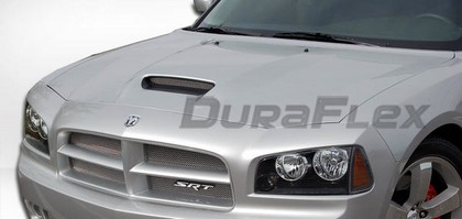 Duraflex SRT-8 Hood 06-10 Dodge Charger
