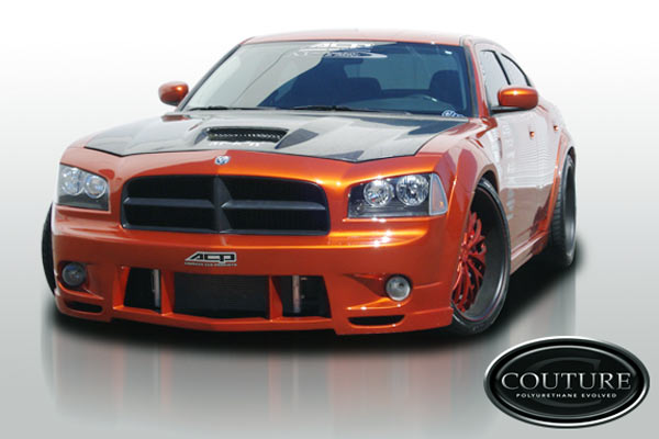 Couture Luxe Front Bumper Cover 06-10 Dodge Charger