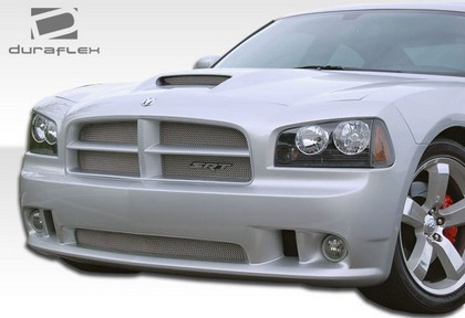 Duraflex SRT Front Bumper Cover 06-10 Dodge Charger