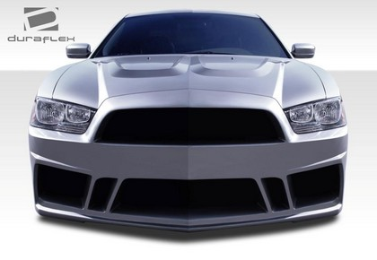 Duraflex Circuit Front Bumper Cover 11-14 Dodge Charger