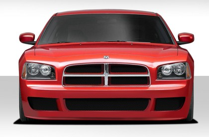 Duraflex RK-S Front Bumper Cover 06-10 Dodge Charger