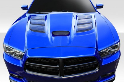 Duraflex Viper Style Hood 11-14 Dodge Charger