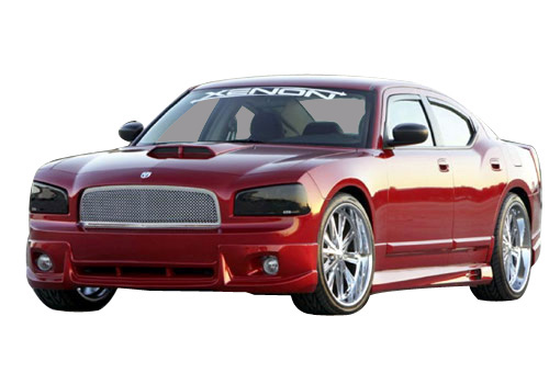 Xenon 4pc Complete Body Kit 06-10 Dodge Charger