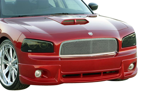 Xenon Front Air Dam 06-10 Dodge Charger