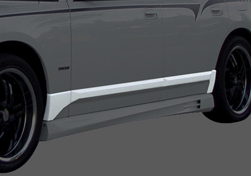 Xenon Body Side Molding Kit 06-10 Dodge Charger