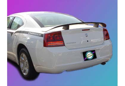California Dream Two Post Rear Spoiler 06-10 Dodge Charger
