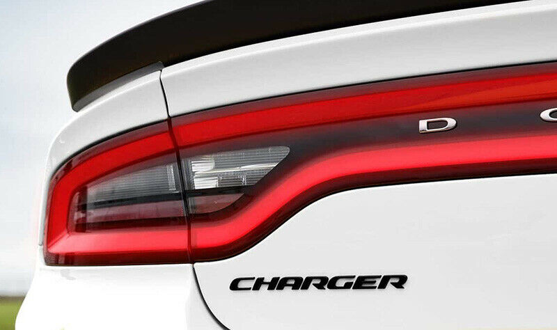 """CHARGER"" Colorful Body Emblem Badge 06-up Dodge Charger"