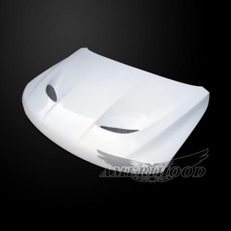 Fiberglass SRT Style Hood 11-up Jeep Grand Cherokee