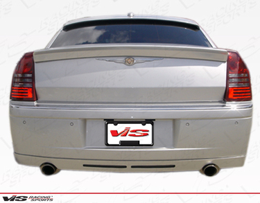 VIS Racing Fiberglass Rear Deck Spoiler 05-10 Chrysler 300-300C