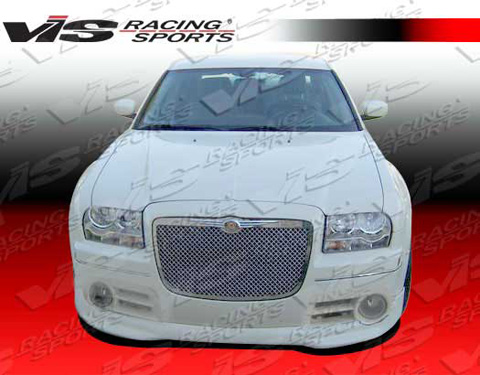 VIS Racing EVO Front Bumper Cover 05-10 Chrysler 300