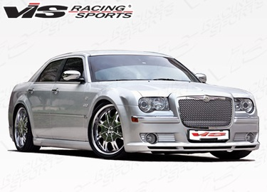 VIS Racing K Speed Front Bumper Cover 05-10 Chrysler 300