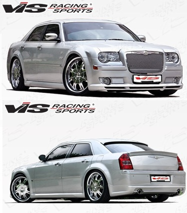 VIS Racing K Speed Complete Body Kit 05-10 Chrysler 300
