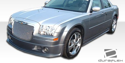 Duraflex VIP Side Skirts 05-10 Charger, 300/C, 05-08 Magnum