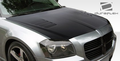 Duraflex Executive Style Hood 05-08 Dodge Magnum
