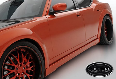 Couture Luxe Side Skirts 05-10 Charger, Magnum, 300