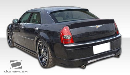 Duraflex Brizio Side Skirts 05-10 Charger, Magnum, 300