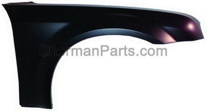 Sherman Right Replacement Fender 05-10 Chrysler 300