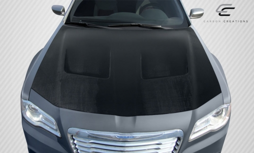 Carbon Creations Brizio Style Hood 11-18 Chrysler 300/300C