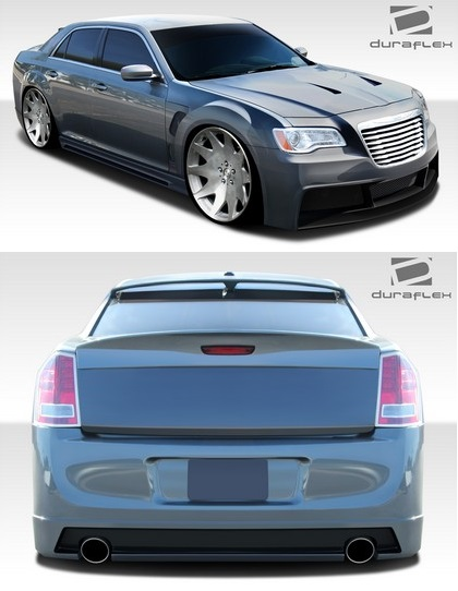 Duraflex Brizio Body Kit 11-18 Chrysler 300