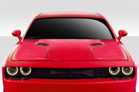 Duraflex SRT Style Hood 08-up Dodge Challenger