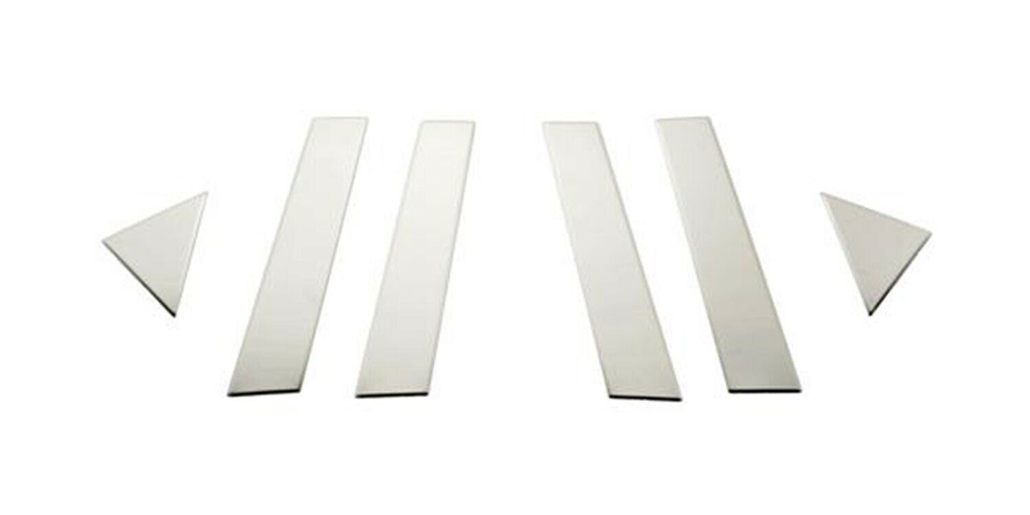 Putco Polished Stainless Pillar Post Covers 05-10 Chrysler 300