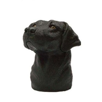 CIPA Black Dog Head Hitch Ball Cover