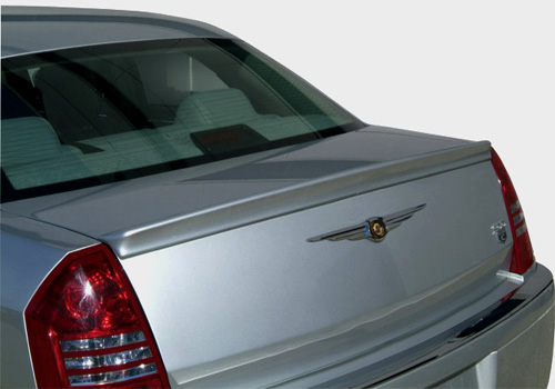 DUB Edition Deck Lid Spoiler Unpainted 05-10 Chrysler 300