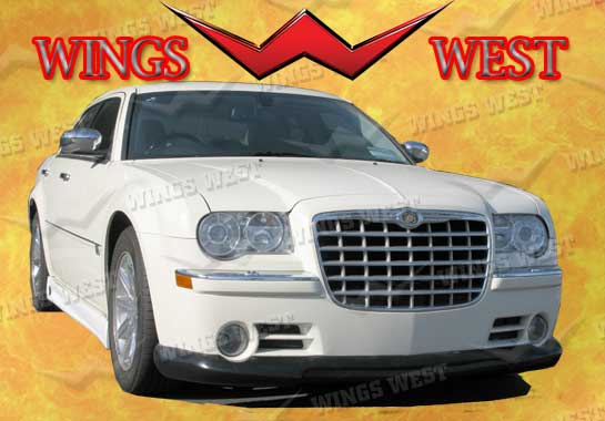 Wings West VIP Front Bumper 05-10 Chrysler 300C