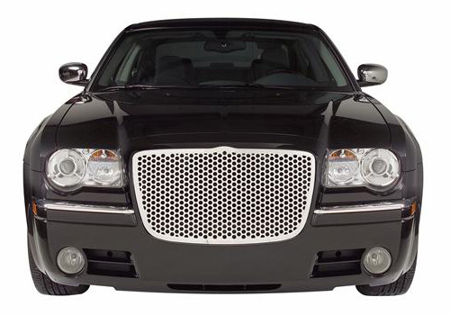 Putco Stainless Steel Punch Grille 05-10 Chrysler 300