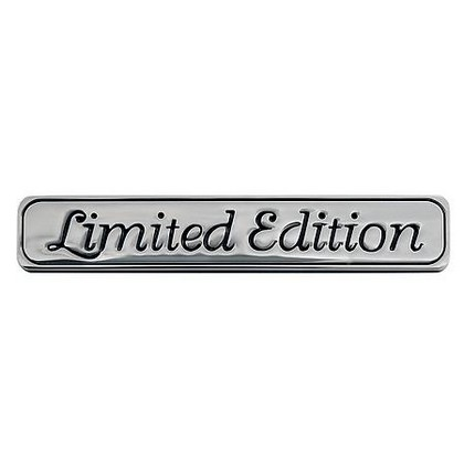 Pilot Chrome Limited Edition Emblem