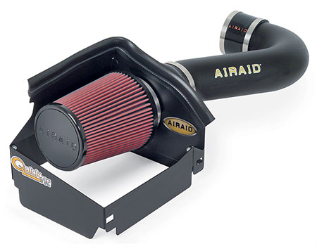 AirAid Cold Air Intake System Jeep Commander 5.7 Hemi