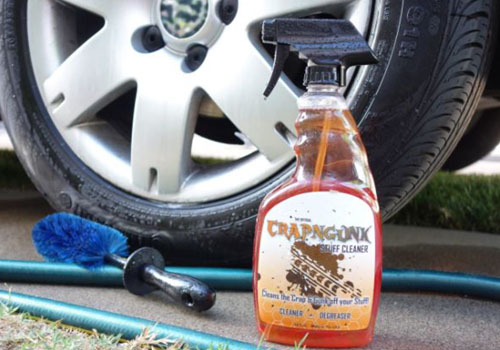 Advanced Accessory Concepts CrapnGunk Vehicle Degreaser