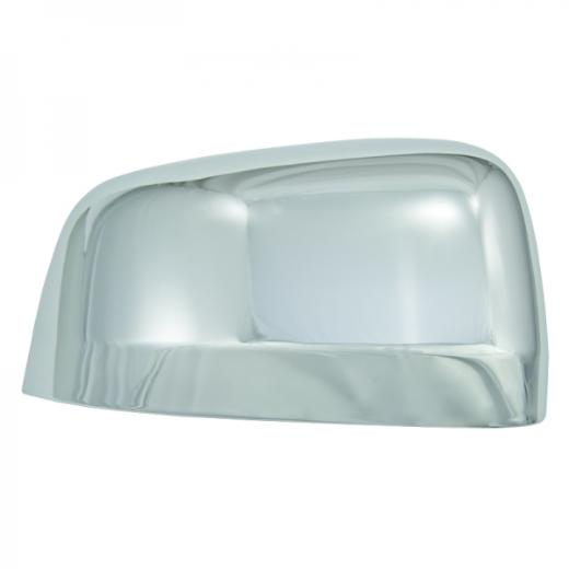 CCi Chrome Side Mirror Covers 11-up Dodge Durango,Grand Cherokee